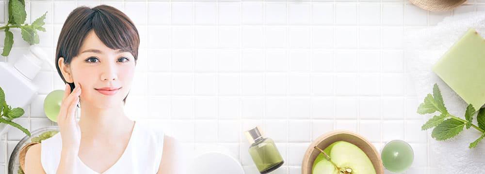 美肌効果も高まる石鹸